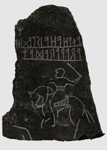 Image result for elder futhark artifacts