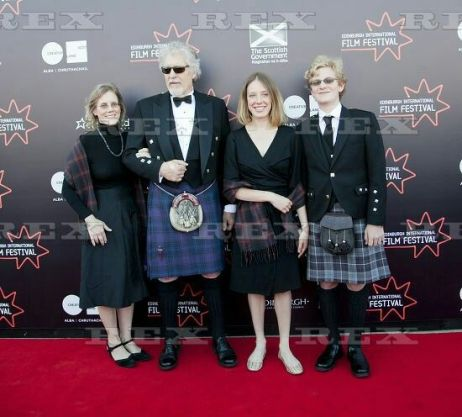 Image result for Clancy Brown with his wife Jeanne Johnson and kids