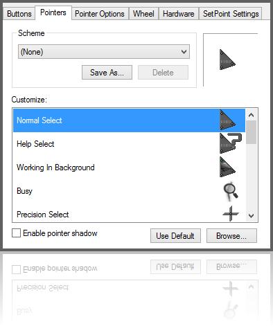 Call of Duty Advanced Warfare theme cursors