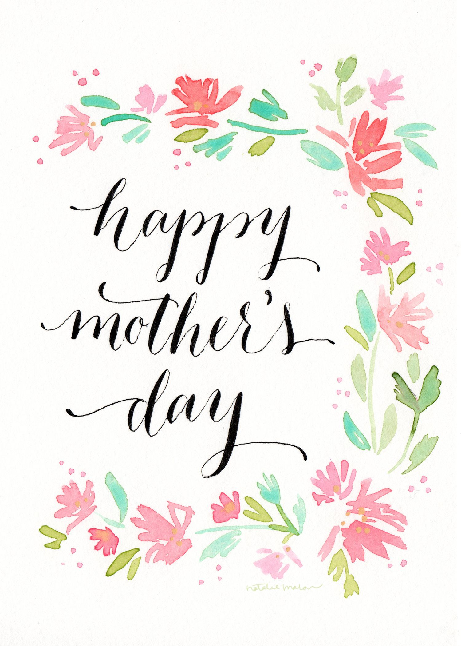 Nataliemalan Mothersday Free Printable 1 500 2 100