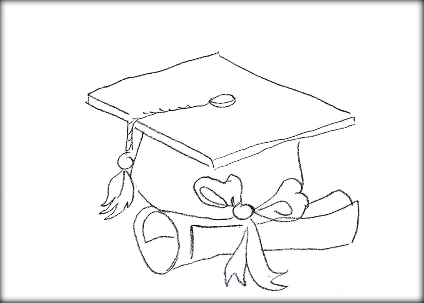 Happy Graduation Coloring Pages For Kids Google Search To
