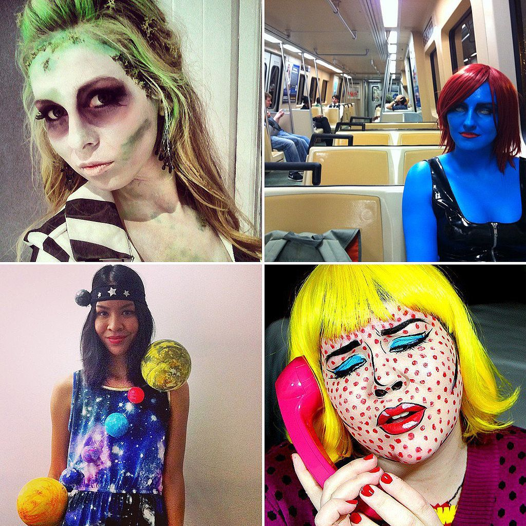 70 MindBlowing DIY Halloween Costumes For Women DIY