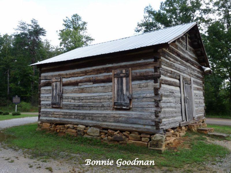 Historic Pine Torch Church, Lawrence County, Alabama