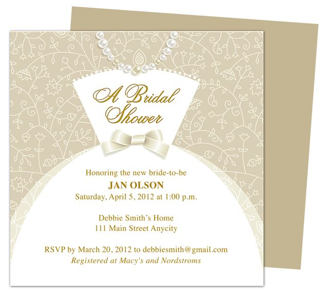 Wedding Invitation Templates Microsoft Publisher Wedding – Publisher Invitation Templates Free