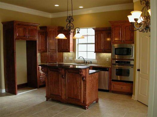 Kitchen Paint Colors Oak Cabinets Color Ideas Traditional Best Free Home Design Idea