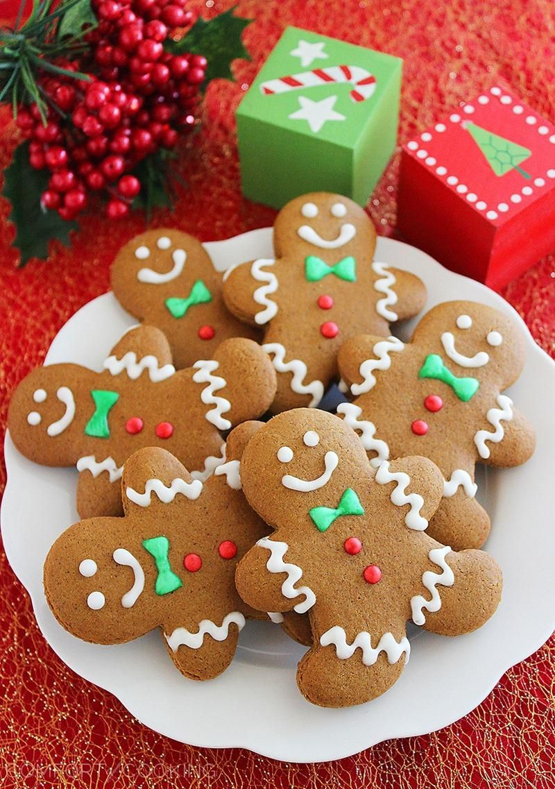 The 88 Most Delish Christmas Cookies Gingerbread man