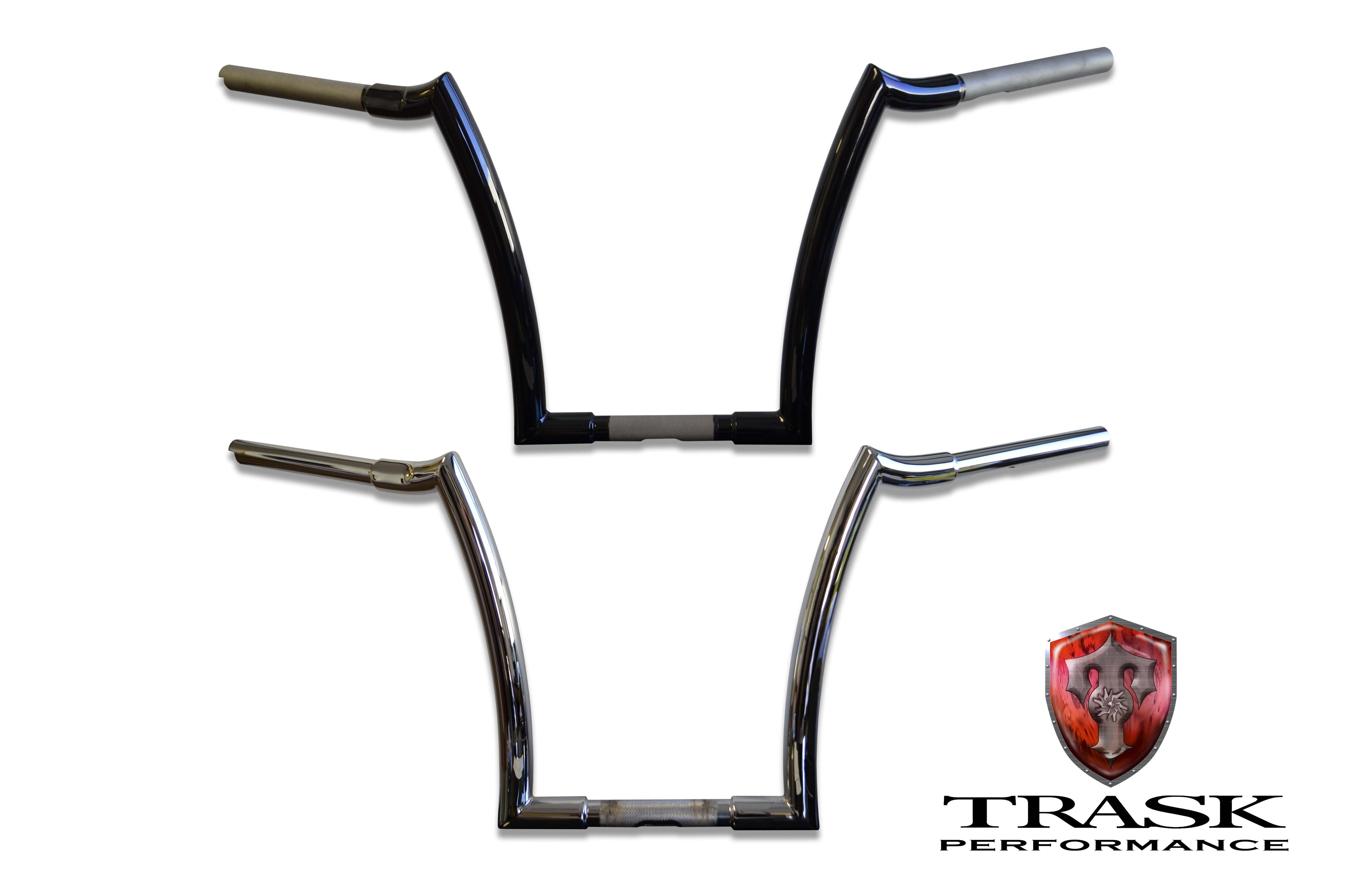 Ape Hanger Style Handle Bars