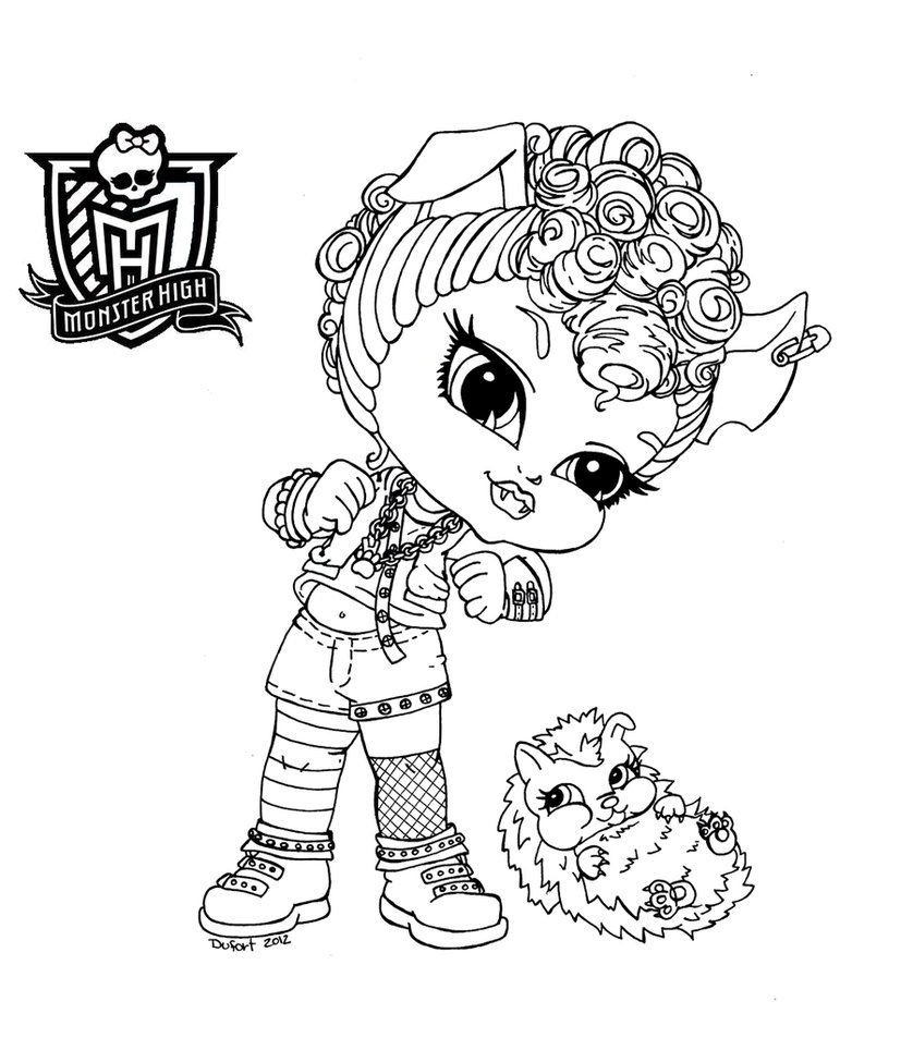 Monster High™💜The Nine Lives of Toralei💜Monster High Official ... | 953x838
