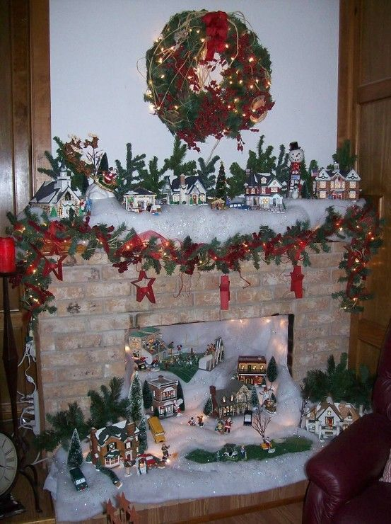 Department 56 Snow Village The Most Wonderful Time Of