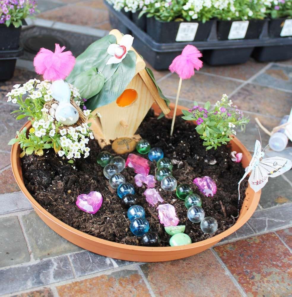 Fairy Garden Party Birthday Party Ideas Gardens