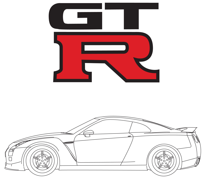 GTR logo Google 検索 LOGO Pinterest Gtr r35