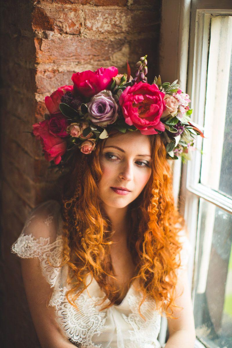 flower head pieces weddings S H O O T Pinterest Head