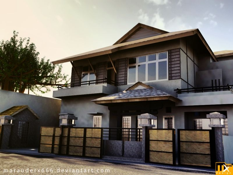 Image Detail For -Japanese Style Exterior