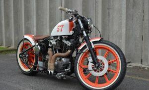 HarleyDavidson XL 1000 Sportster Ironhead rigid | Cool