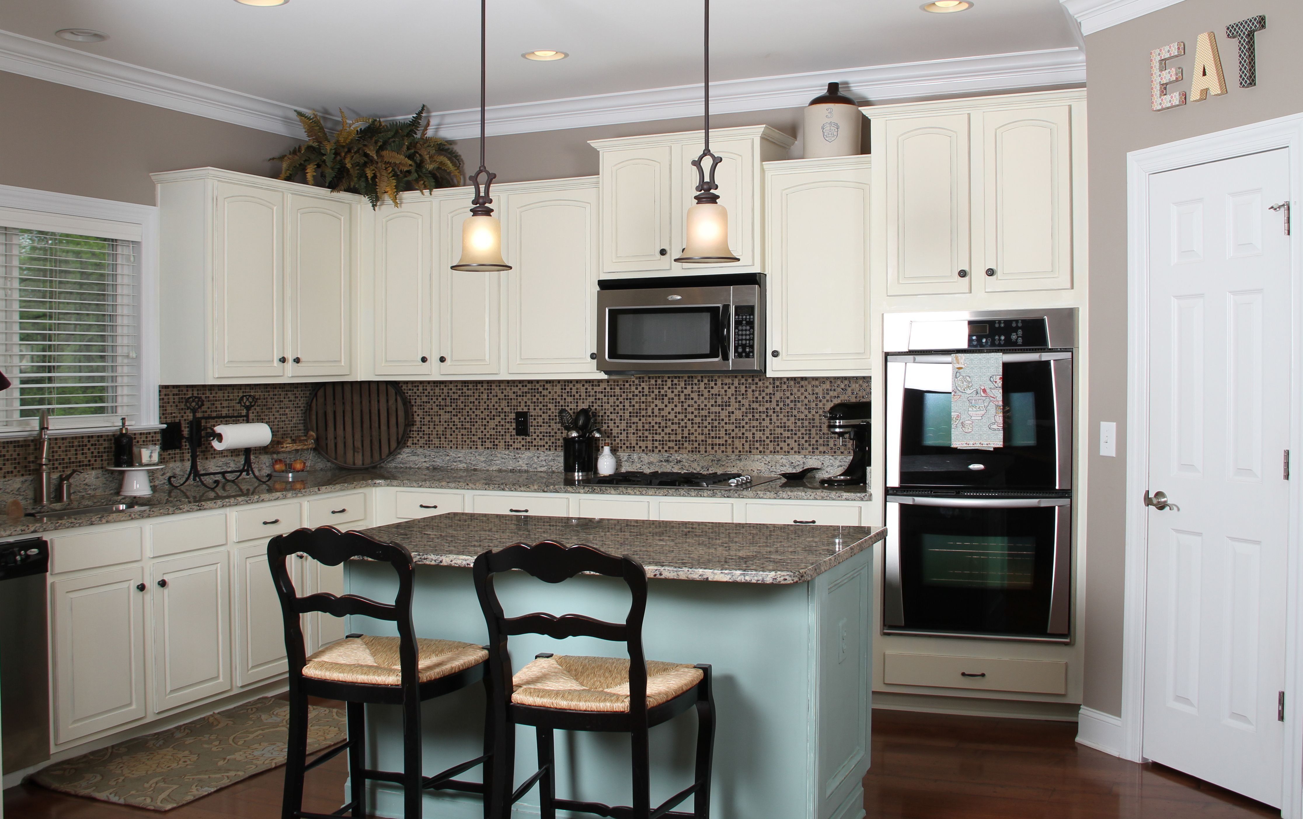 Kitchen Wall Colors With White Popular Kitchen Colors With