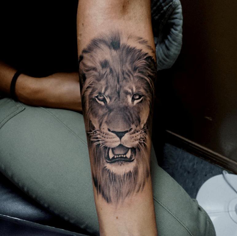 Lion Tattoo Tattoo Inspiration Pinterest Lions