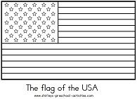 usa flag american flag and coloring pages on pinterest