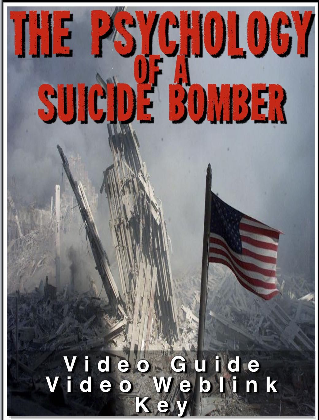 Psychology Of Suicideers Video Guide Plus Video Web