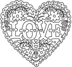 heart coloring pages for adults agertk