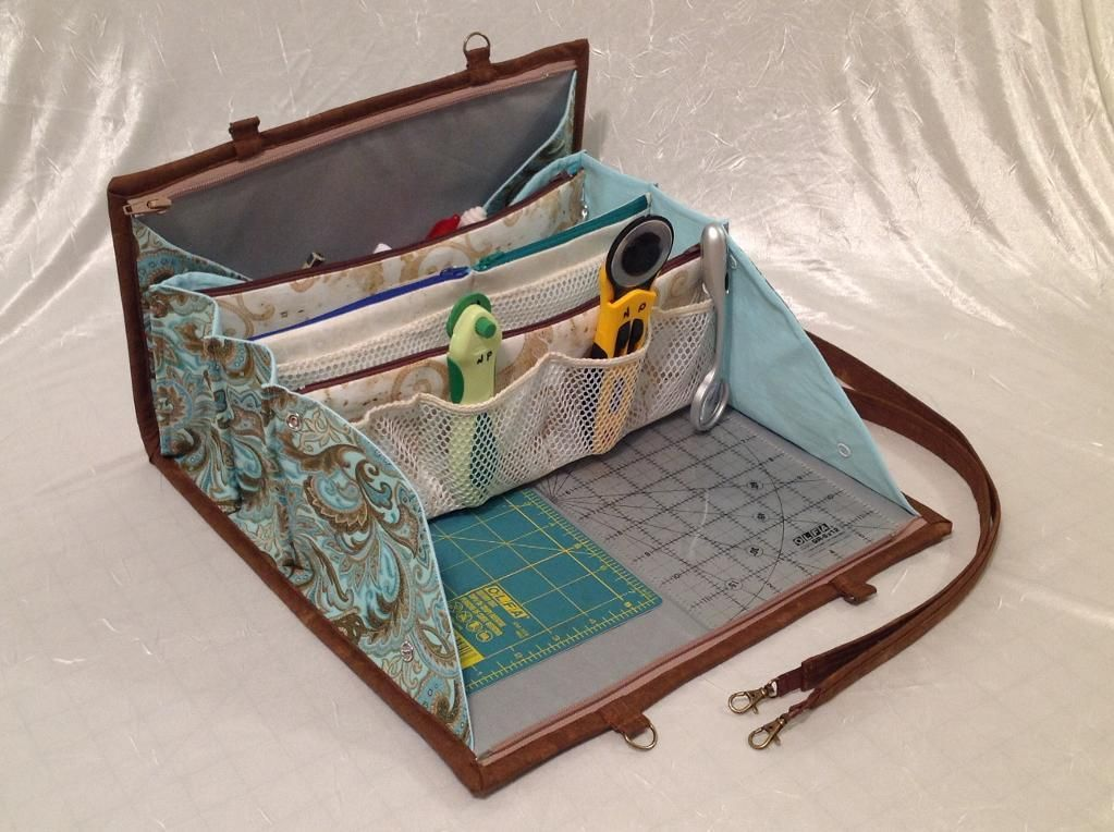Quilters Organizer Bag Bags and Organizers