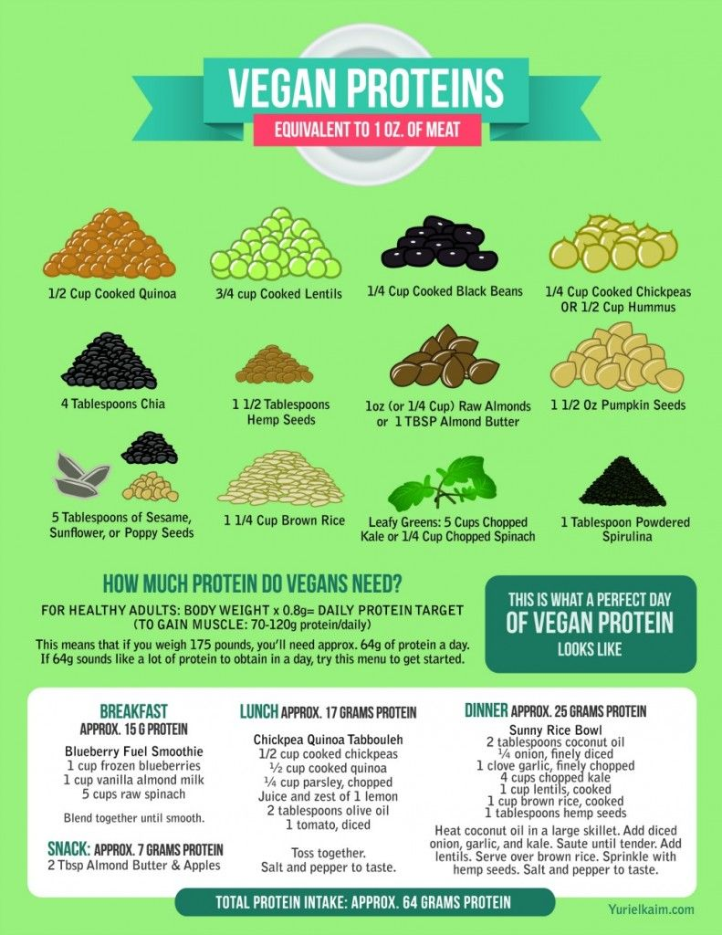 The Definitive Guide to the 12 Best Vegan Protein Sources