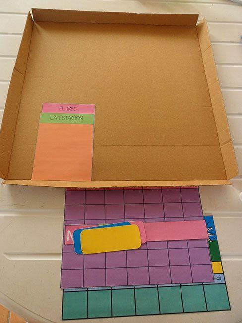 Calendario Anual DIY (Estilo Montessori) (5/6)