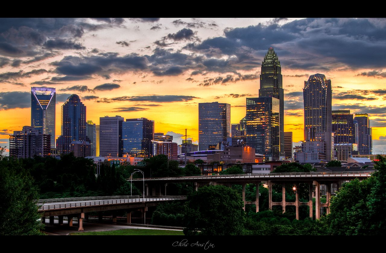 Charlotte, North Carolina Miss my beautiful home state and