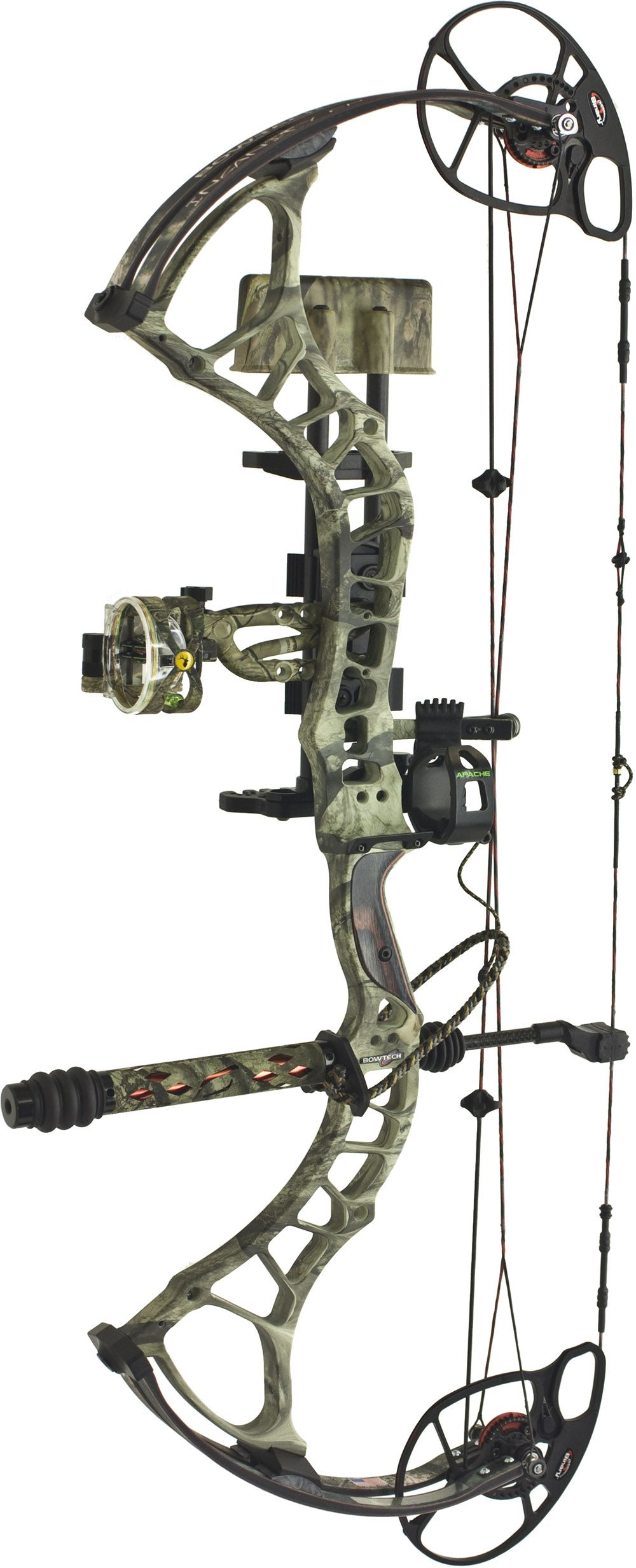 Bowtech Insanity CPX. Bowtech's fastest bow ever at a