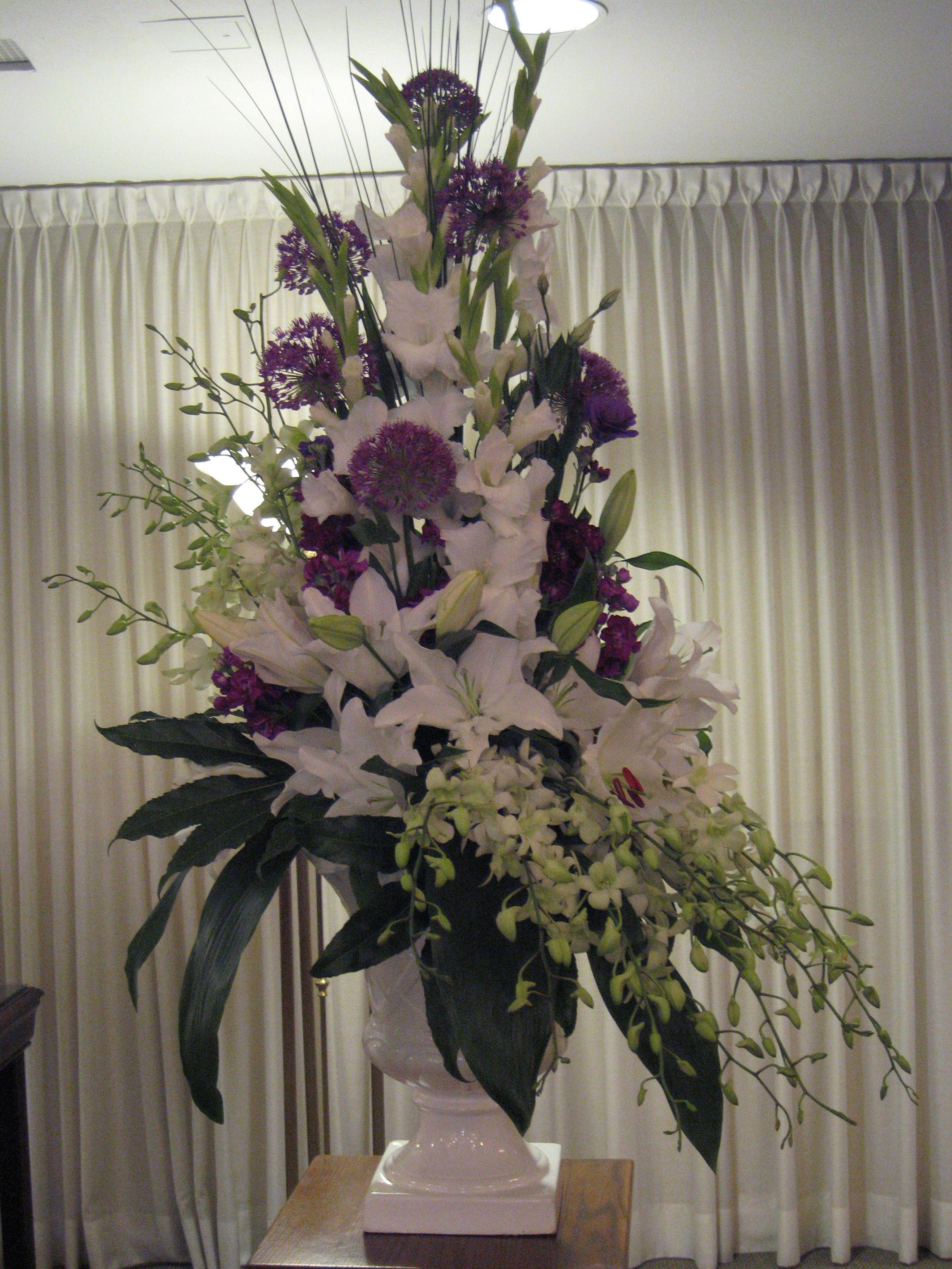 Flowers by Antonella sympathy arrangement Sympathy