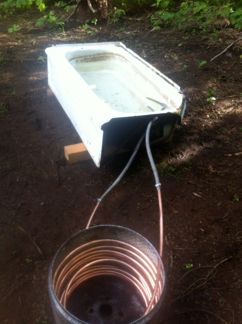 Dirtbag's Guide to Building a Backcountry Hot Tub Teton