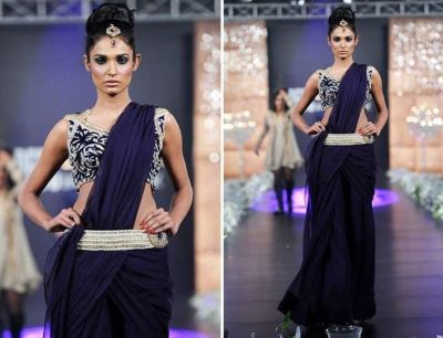 Modernise ethnic wear with fnky kamarbands