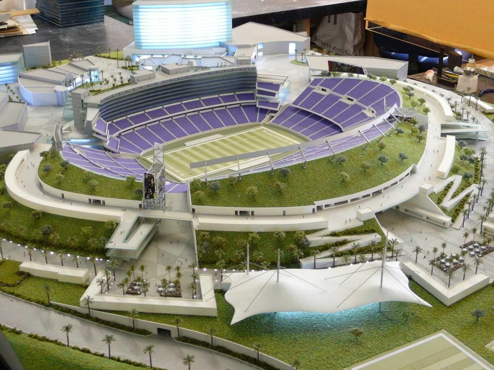 NFL Football Stadium NFL Stadium Aedas Architecture