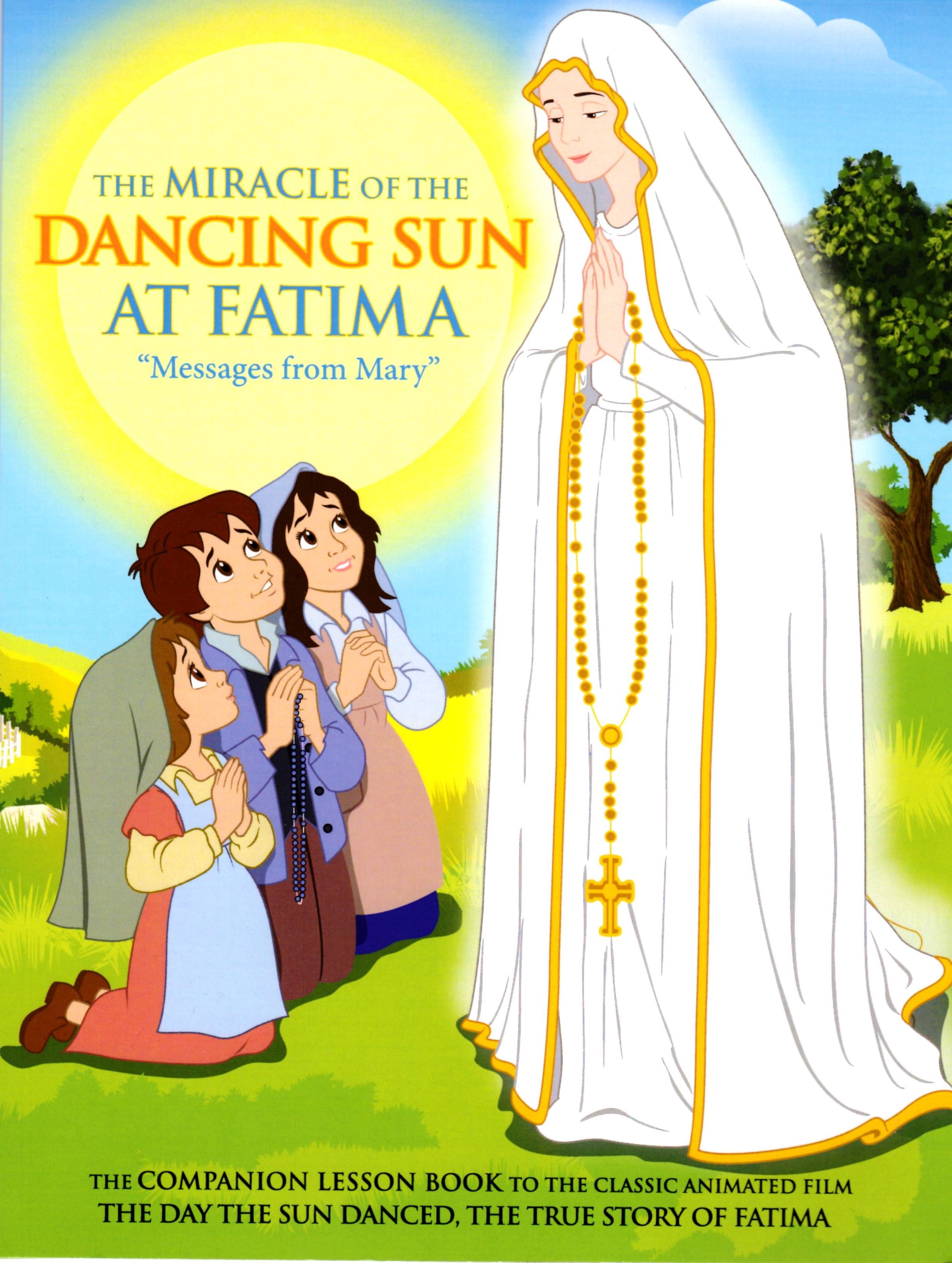Free Book Will Introduce Children To Our Lady Of Fatima