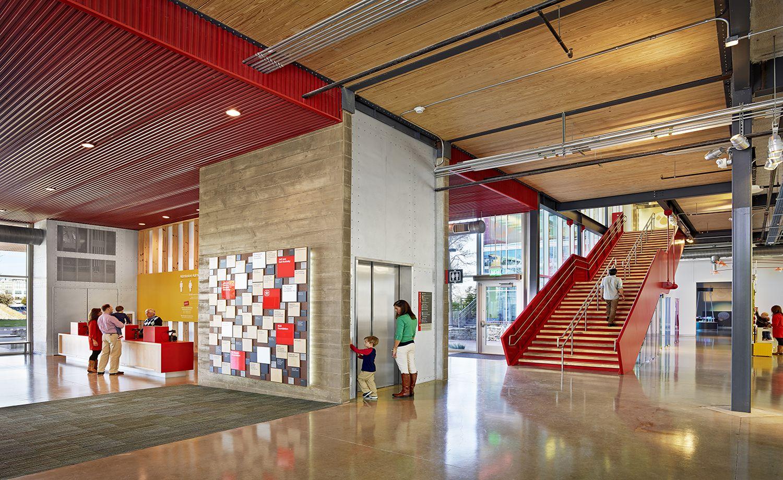 Thinkery (formerly Austin Children's Museum) STG Design