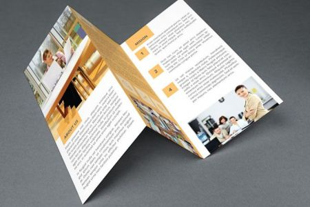 indesign trifold brochure template   Tikir reitschule pegasus co indesign trifold brochure template