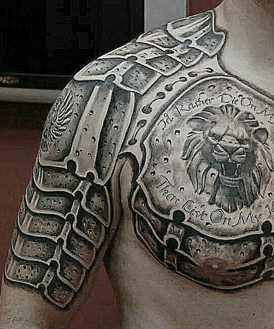 Tattoobeautyful Татуировкадоспехи Tattoos and