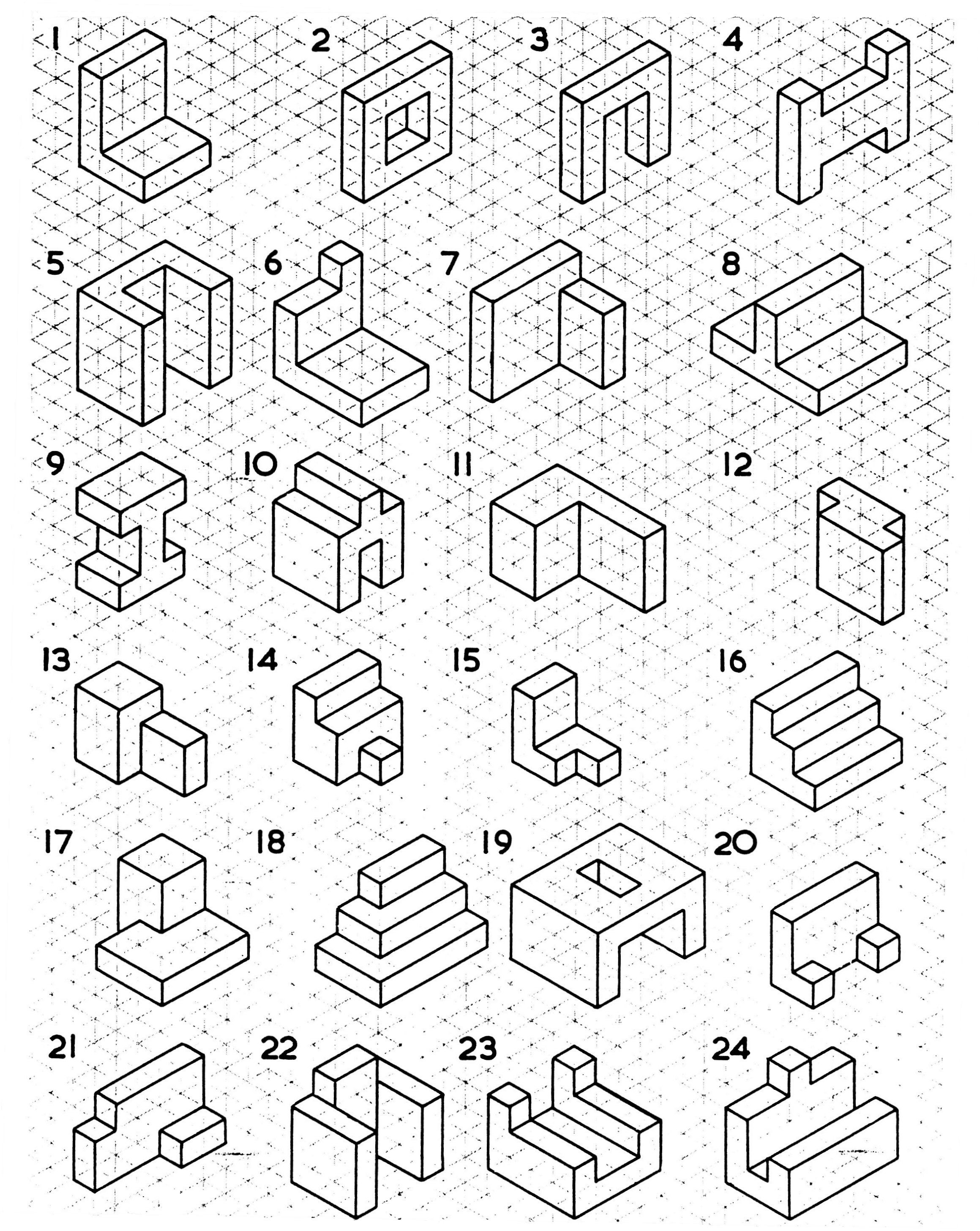 Best 25 Isometric Drawing Ideas