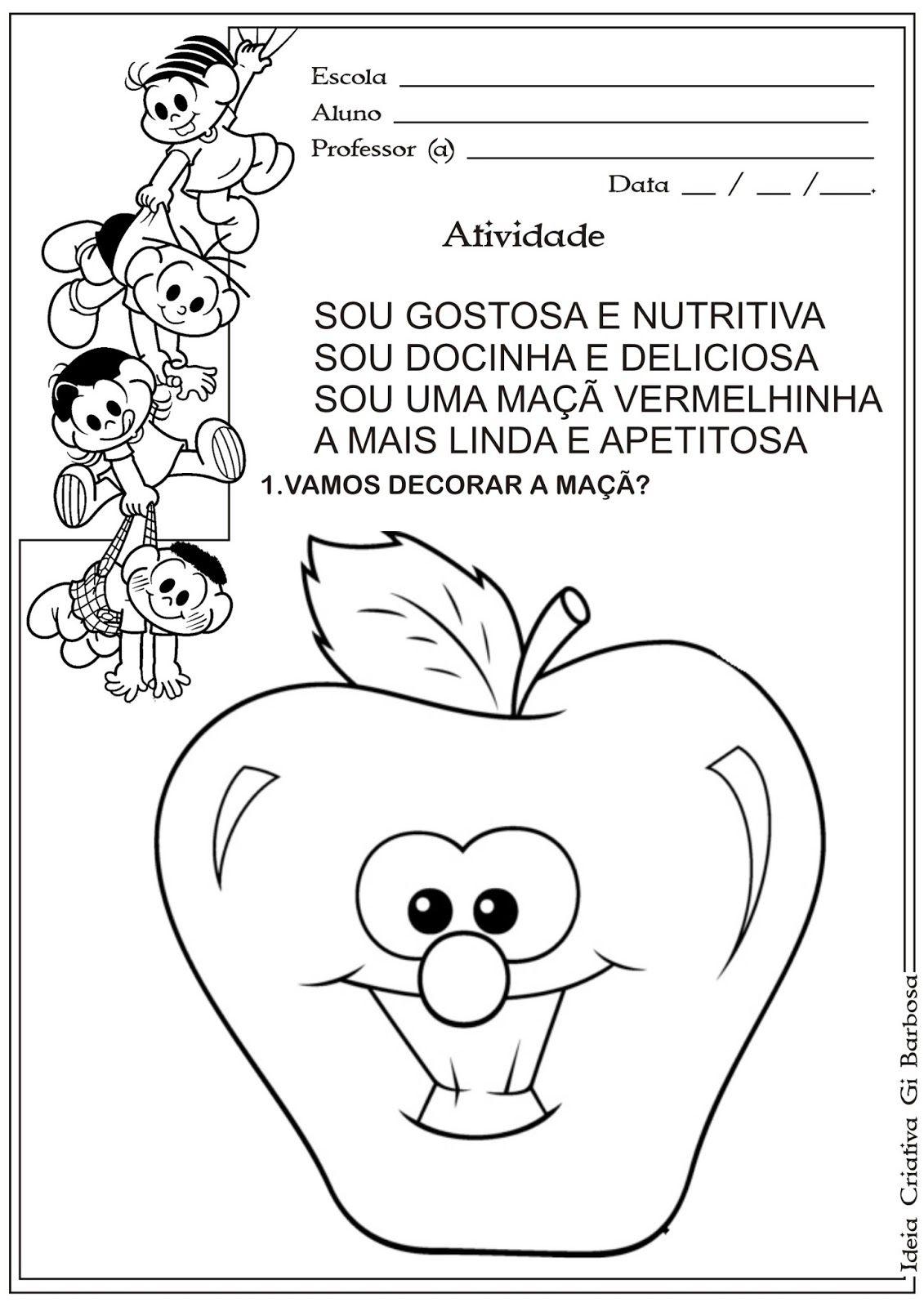 Livros Infantis Alimentacao No Pre Escolar