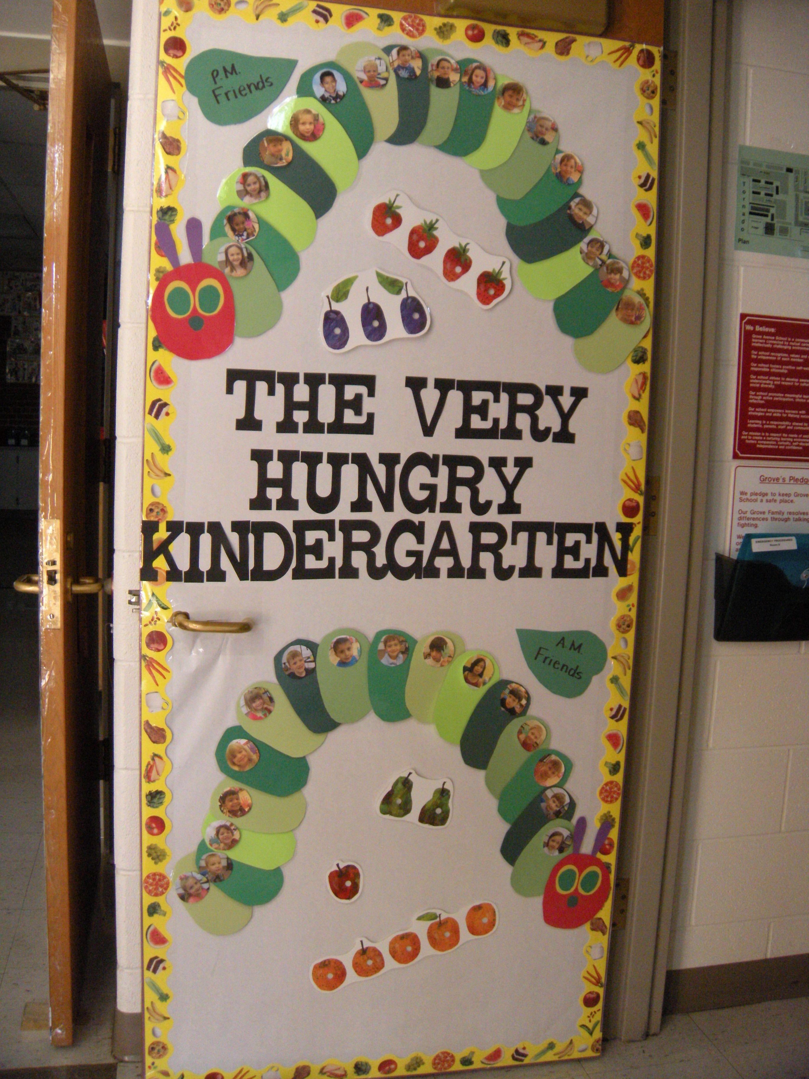 Very Hungry Caterpillar Class