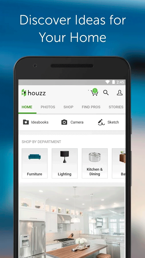 Houzz Interior Design Ideas ...