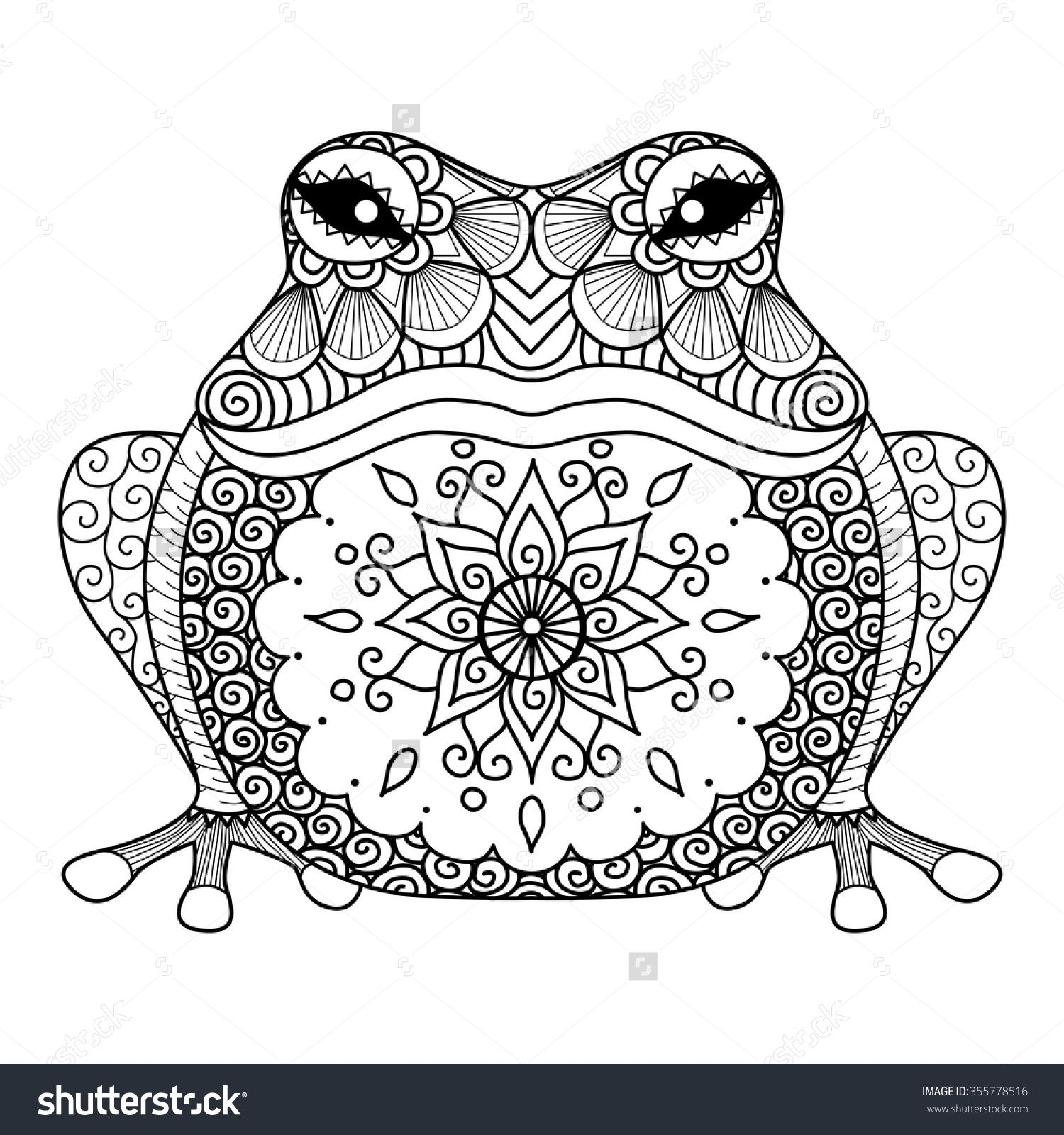 1000 images about frogs coloring pages on pinterest frog