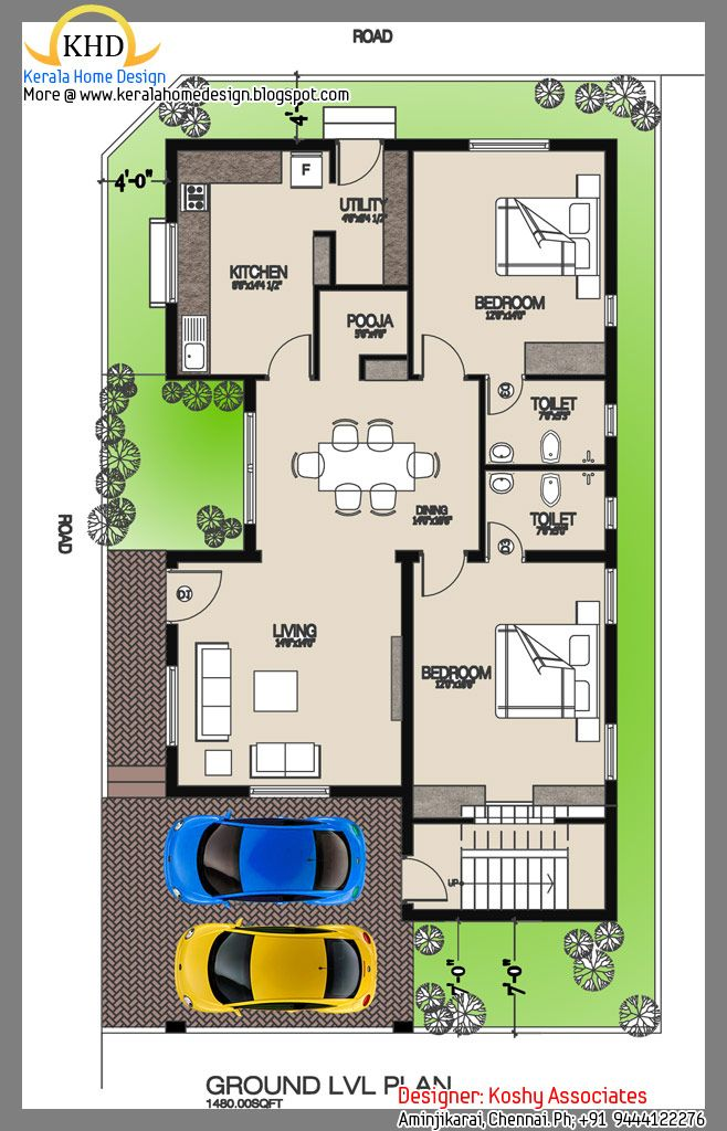 Indian Home Plans And Designs Free Download   Amazing House Plans