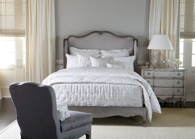 Beau Bed with Low Footboard Beds Ethan Allen