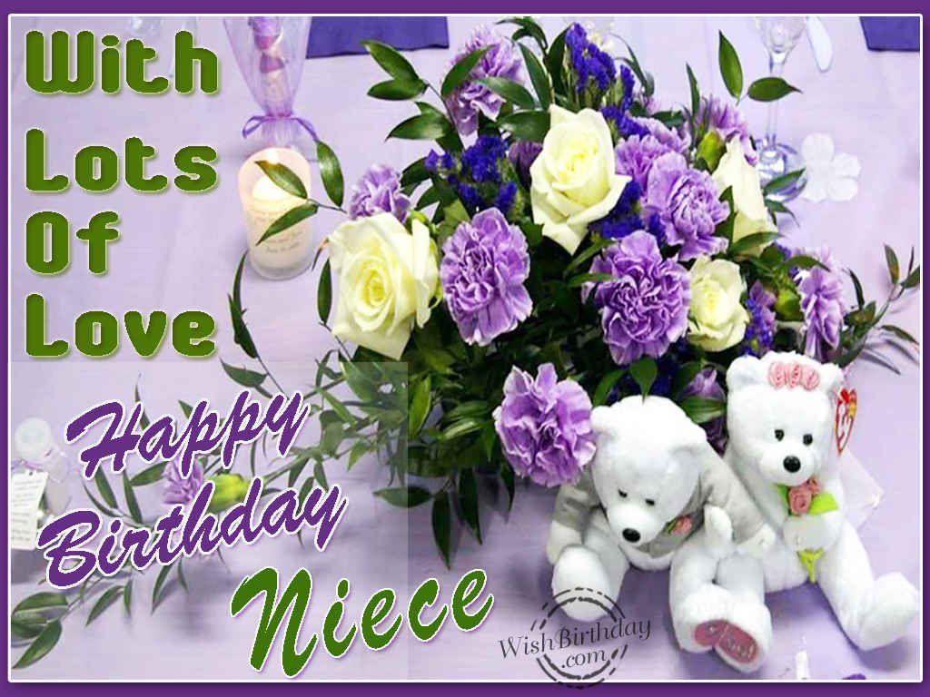 niece birthday wishes Wishing You A Very Happy Birthday