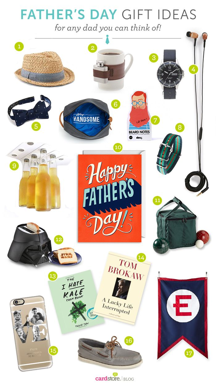 17 Father's Day gift ideas for any dad you can think of