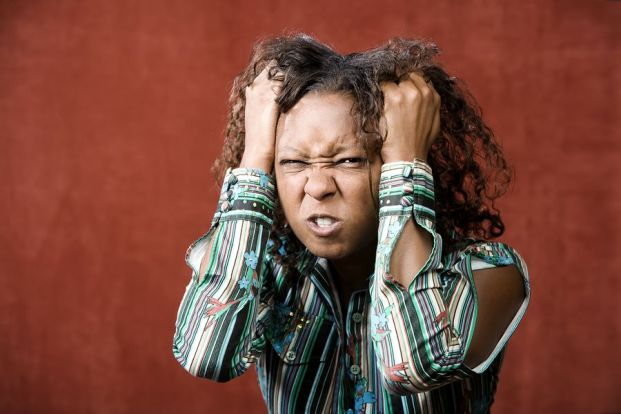 Image result for angry black woman face