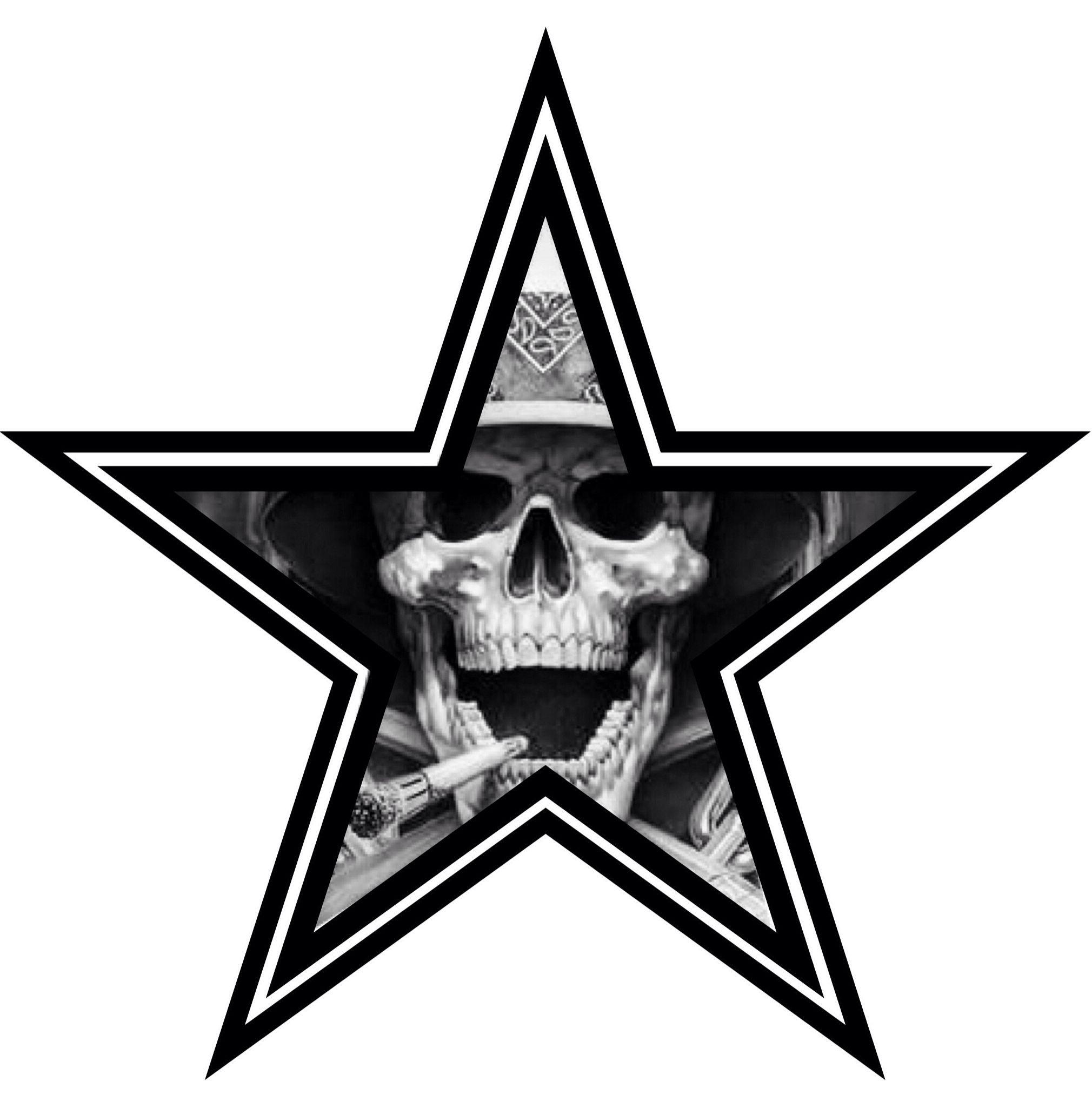 Dallas Cowboys Skull Dallas Cowboys Pinterest Dallas