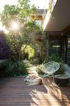 Elegant Vorgarten Modern Schema