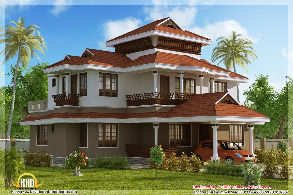 Stunning Kerala House Spots Kerala, India Pinterest