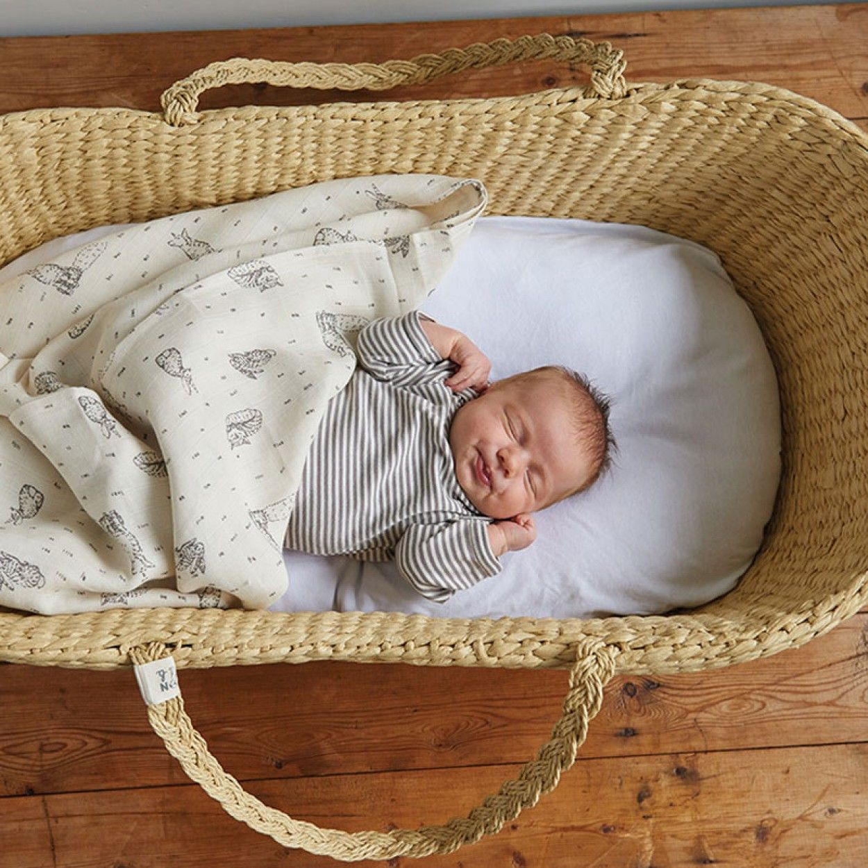 Moses Basket Amp Organic Bedding Nature Baby